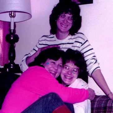 Andi, Ellen and Ina Marple